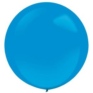 """Balony lateksowe dla profesjonalistów Decorator - Balony lateksowe """"Decorator"""" Standard Bright Royal Blue / 24""""-60 cm"""