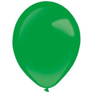 """Balony lateksowe dla profesjonalistów Decorator - Balony lateksowe """"Decorator"""" Metallic Festive Green / 14""""-35 cm"""