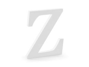 """Napisy drewniane - Drewniana litera """"Z"""" / 17x20 cm"""