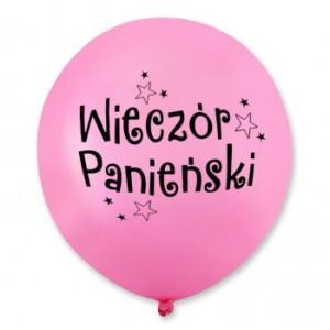 "Balony na Wieczór Panieński - Balony na panieński ""Wieczór Panieński"" / BAL46"