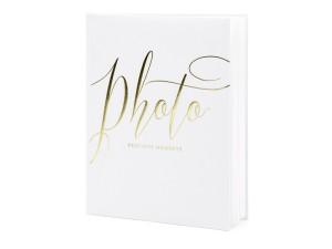 """Albumy do zdjęć - Album na zdjęcia """"Precious Moments"""", biały"""