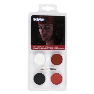 Farbki do malowania twarzy