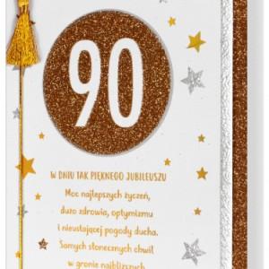 Kartki na urodziny 80+