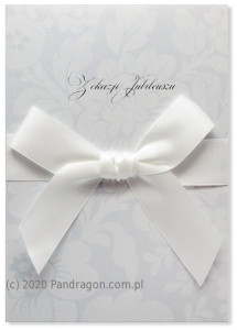 Kartki na jubileusz - Karnet jubileusz / HM-100-324