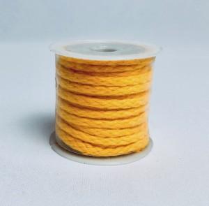 Sznurki dekoracyjne - Sznurek pomarańczowy / 2 m