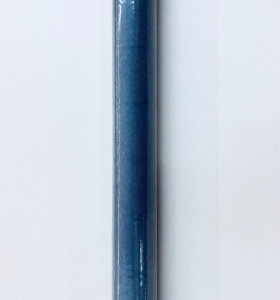 Obrusy jednokolorowe papierowe - Obrus papierowy w rolce, szary / 1,18x6 m