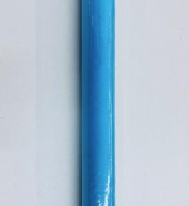 Obrusy jednokolorowe papierowe - Obrus papierowy w rolce, błękitny / 1,18x6 m