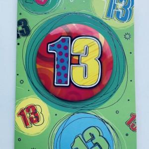 Kartki z życzeniami na urodziny dziecka z cyframi