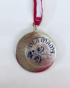 Prezenty dla dorosłych - Medal dla Mamy