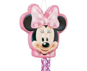 Piniaty kształty - Piniata Minnie Mouse / 50x46 cm