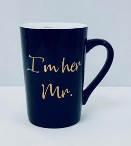 """Kubki - Kubek """"I am Her Mr."""""""