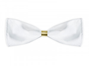 Aplikacje dekoracyjne, pomponiki, tasiemki samoprzylepne - Obrączki papierowe na serwetki, złote