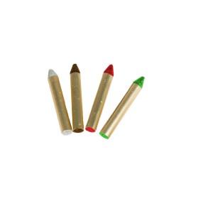 Farbki do malowania twarzy - Zestaw kredek do malowania twarzy / 9904148