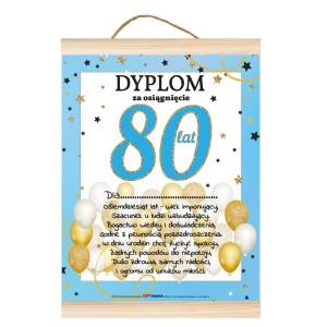 Prezenty na urodziny 80+
