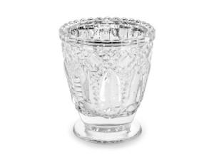 Świeczniki - Świecznik srebrny / 8 cm