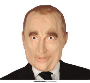 Maski Postacie - Maska rosyjskiego prezydenta
