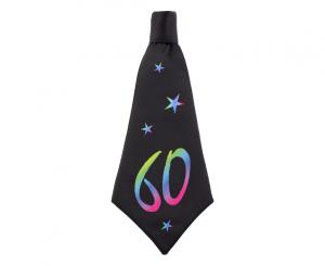 Krawaty - Krawat z kolekcji B&C na 60 urodziny