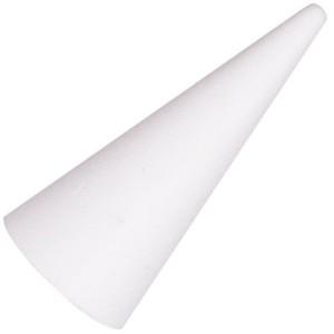 Stożki styropianowe - Stożek styropianowy / 20 cm