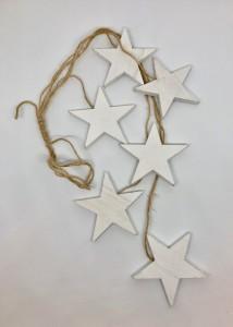 """Gwiazdy wiszące - Dekoracja świąteczna """"Gwiazdki"""" / YF15-1819"""