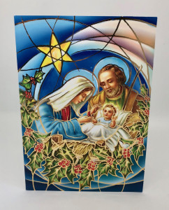 Kartki Świąteczne - Kartka świąteczna na Boże Narodzenie / CH-1606