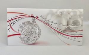 Kartki Świąteczne - Kartka świąteczna na Boże Narodzenie / CH-0322