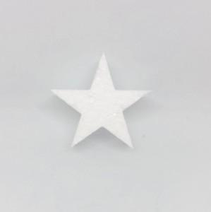 Gwiazdki styropianowe - Gwiazdki styropianowe / 6x6 cm