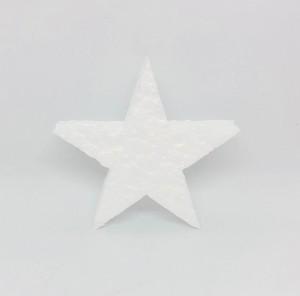 Gwiazdki styropianowe - Gwiazdki styropianowe / 9x9 cm