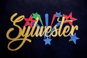 "Napisy na Sylwestra - Napis ""Sylwester"" / NS1"