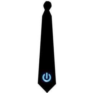 """Krawaty - Krawat imprezowy """"On/Off"""""""