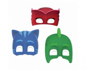 """Maski Postacie - Zestaw masek papierowych """"Pidżamersi - PJ Mask"""""""
