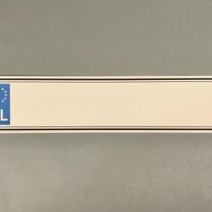 Personalizowane tablice rejestracyjne