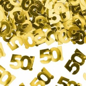 Konfetti cyfry i liczby