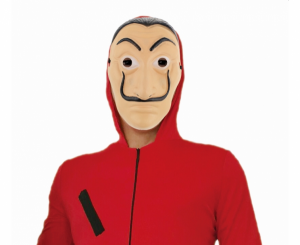 Maski Protestu - Maska Salvador