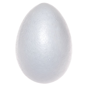 Jajka styropianowe - Jajko styropianowe / 20 xm