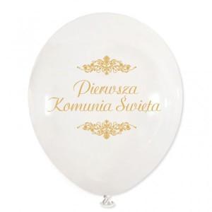 Balony komunijne - Balony Komunia / BAL72