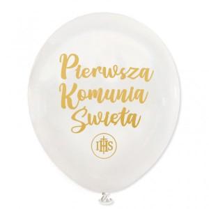 Balony komunijne - Balony Komunia / BAL124