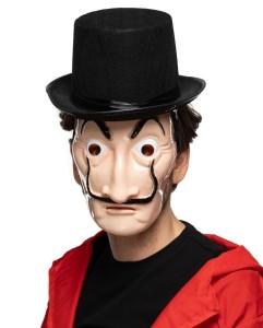 Maski Postacie - Maska Salvador Dali